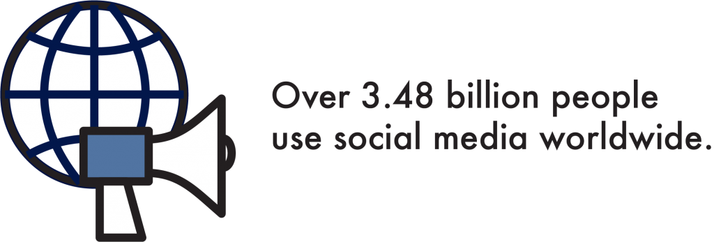 3.48 Billion People Use Social Media