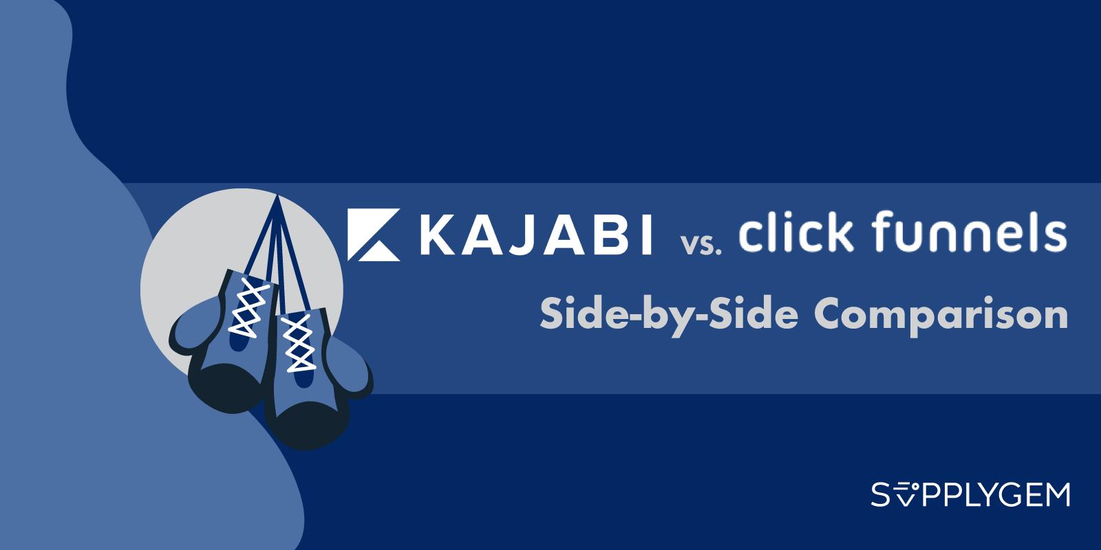 Kajabi vs. Clickfunnels