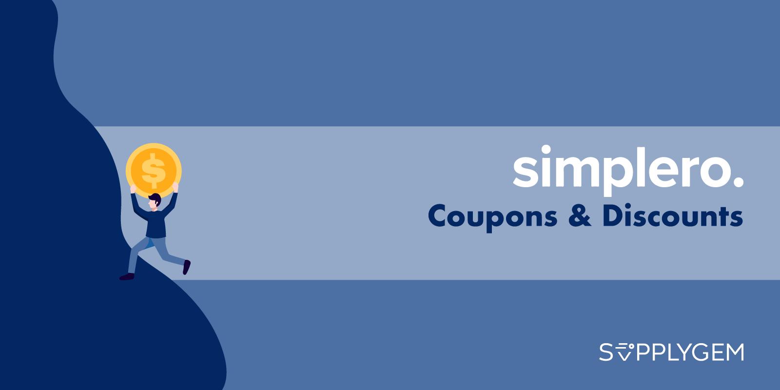 Simplero Coupons & Discounts