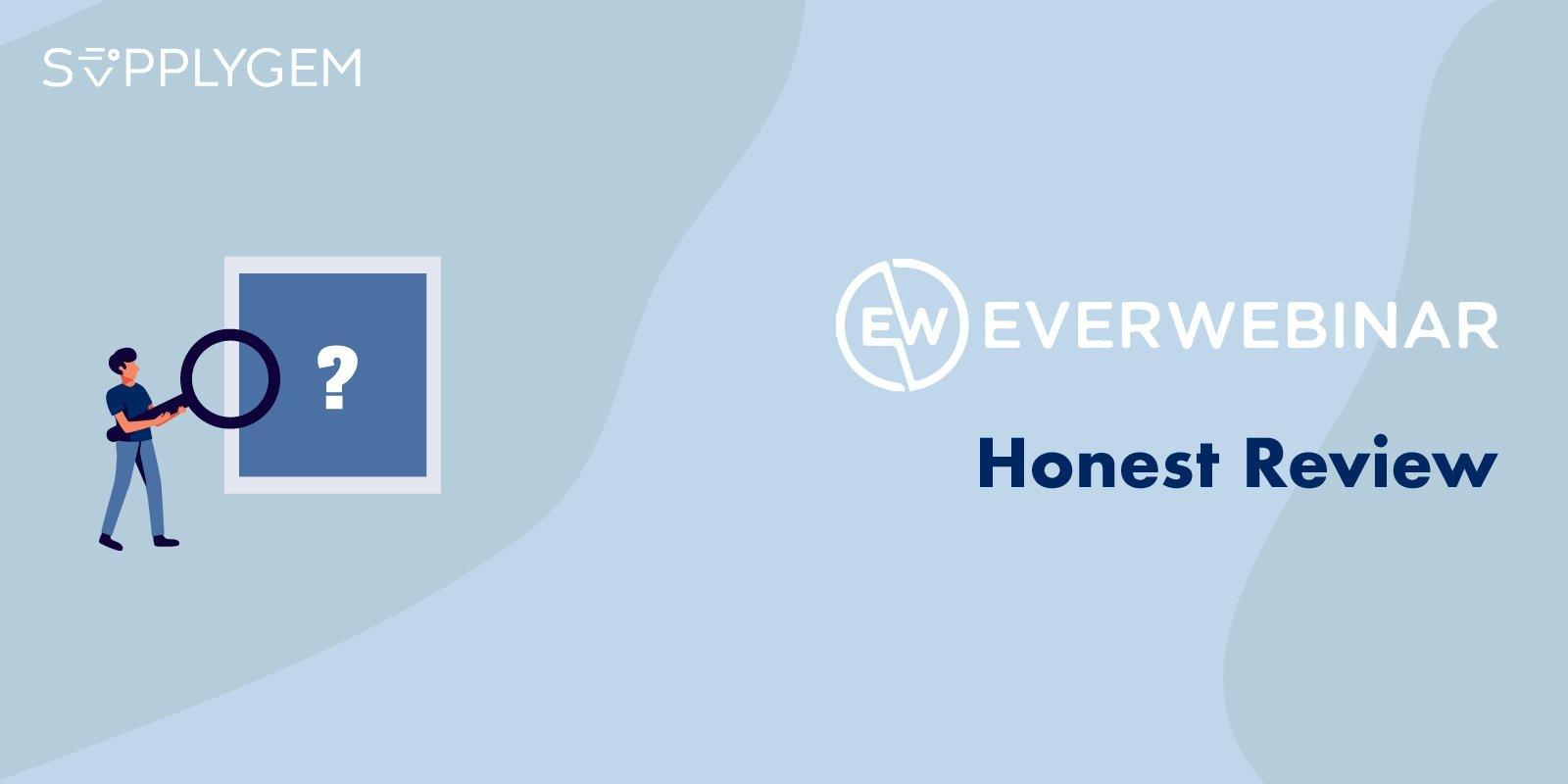 EverWebinar Review