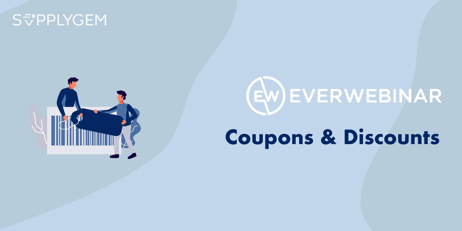 Everwebinar Coupons Discounts