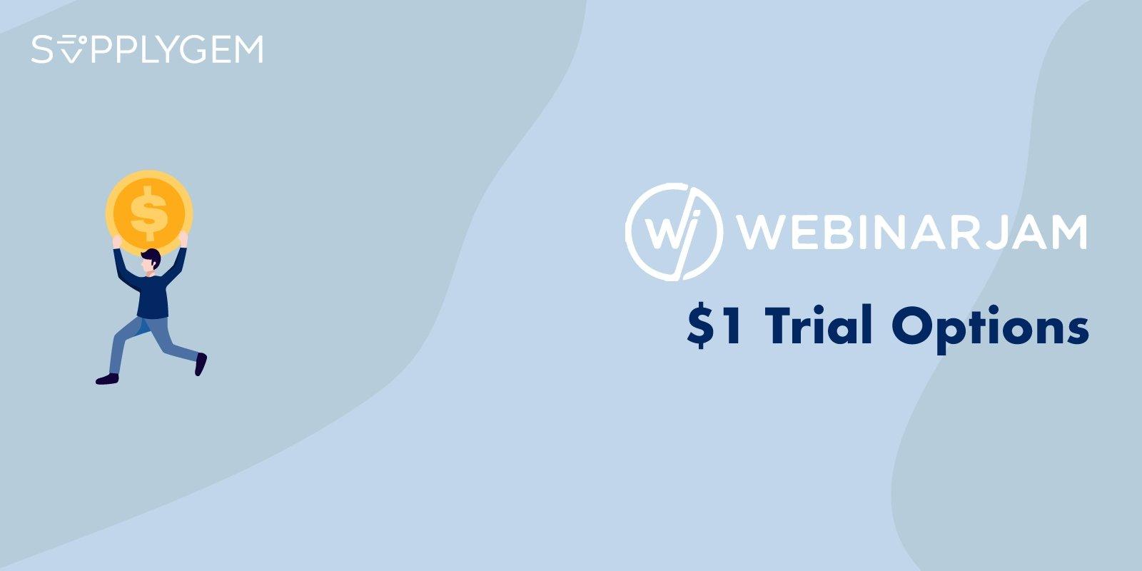 WebinarJam Dollar Trial