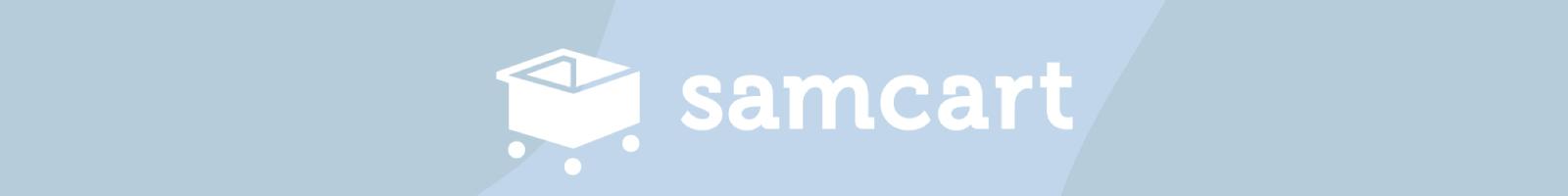 Samcart logo