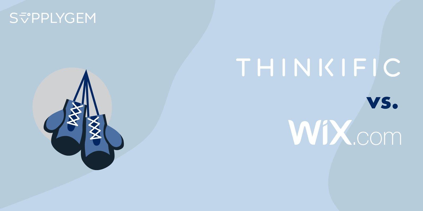 Thinkific vs Wix